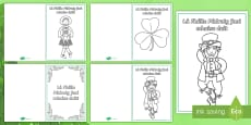 St. Patrick's Day Greeting Cards Gaeilge