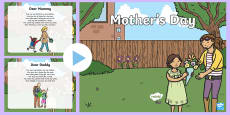 Mother's Day Poetry PowerPoint