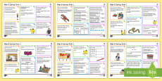 Year 5 Spring Term 1 SPaG Activity Mats