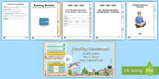 Year 3 Term 1 Non-Fiction Reading Assessment Guided Lesson Teaching Pack