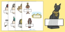 Editable Self Registration (Ancient Egyptian)