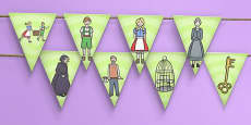 Hansel and Gretel Bunting