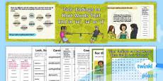 PlanIt Y4 Term 1B W1: -sion Endings (se/de/d root words) Spelling Pack