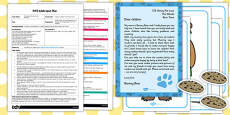 EYFS Happy to Share Counting Activity Adult Input Plan and Resource Pack
