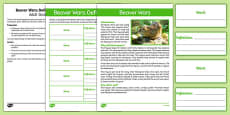 Beaver Wars Definitions Game
