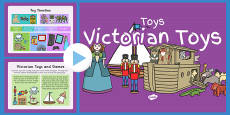 Victorian Toys PowerPoint