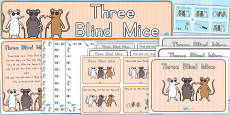 Three Blind Mice Resource Pack (Australia)