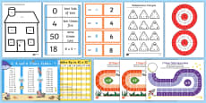 * NEW * Times Tables Resource Pack