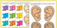 Sound Walk Ear Head Bands
