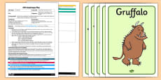 Movement Activity to Support Teaching on The Gruffalo EYFS Adult Input Plan and Resource Pack
