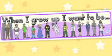 Australia - When I Grow Up Display Banner