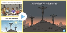 The Easter Story PowerPoint Polish