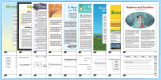 Year 5 Reading Assessments Pack