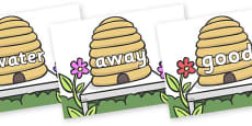 Next 200 Common Words on Beehives