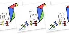 Phoneme Set on Kites