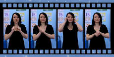 10 Winter Signs in British Sign Language(BSL) Video Clip