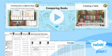 PlanIt Y3 Statistics Lesson Pack Charts and Graphs (6)