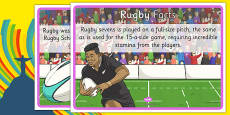 Rio 2016 Olympics Rugby Display Facts