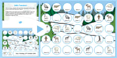 Polar Regions Self Registration PowerPoint