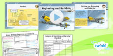 PlanIt Y5 World War II: Battle of Britain Lesson Pack Story Writing (2)