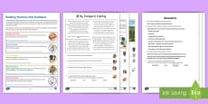 * NEW * SATs Survival Year 6: Reading (4) Revision Activity Mat Pack 4