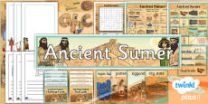 PlanIt - History UKS2 - Ancient Sumer Unit Additional Resources