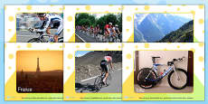 Tour de France Display Photos