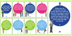 Children's Rights Display Display Pack