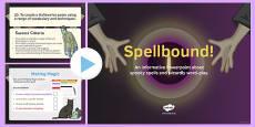 Spellbound PowerPoint