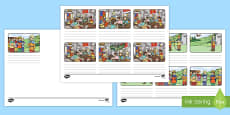 Fionn and the Dragon Lined Storyboard Template