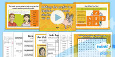 PlanIt Y4 Term 1A W3: Im- Prefixes Spelling Pack