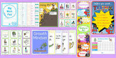 Top 10 Classroom Management Tools Resource Pack