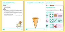 Build a Sundae Busy Bag Resource Pack for Parents