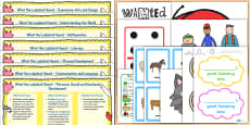 Lesson Plan and Enhancement Ideas EYFS to Support Teaching on What the Ladybird Heard