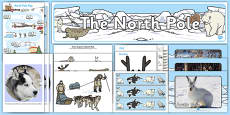 North Pole Role Play Pack