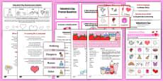 Elderly Care Valentine's Day Resource Pack