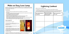 PlanIt - DT LKS2 - Battery Operated Lights Unit Home Learning Tasks