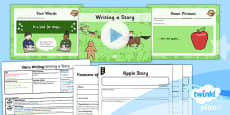 PlanIt Y2 The Gingerbread Man Lesson Pack Story Writing (2)
