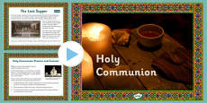Holy Communion PowerPoint