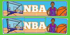 NBA Display Banner