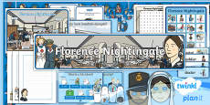 PlanIt Y2 Significant Individuals: Florence Nightingale Additional Resources