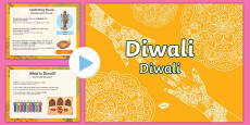 Diwali PowerPoint Polish Translation