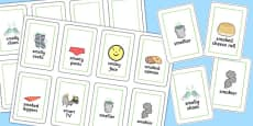 Three Syllable SM Flash Cards