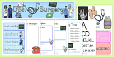 Australia - Doctors Surgery Role Play Pack
