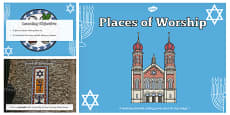 Jewish Symbols Teaching and Task Setting PowerPoint
