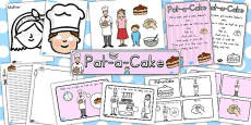 Australia - Pat a Cake Resource Pack