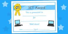General ICT Certificate