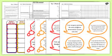 2014 Curriculum Year 1 Maths Assessment Resource Pack