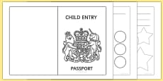 EYFS Child Entry Passport