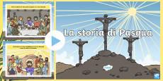 La Storia di Pasqua Presentazione